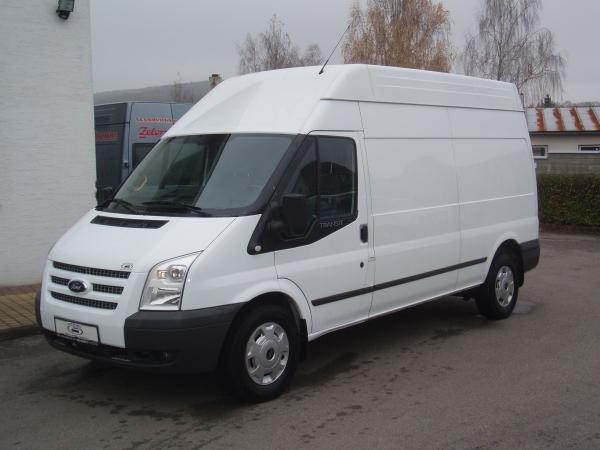 Ford Transit 350LWB Trend 2,2TDCi 103kW/140PS nový model Maxi L3H3 Klima Tempomat - Prodáno