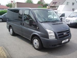 Ford Transit 300SWB Kombi Van 2,2TDCi 85PS minibus 9míst Klimatizace Tažné zařízení - Prodáno