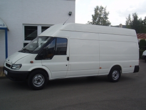 Ford Transit 350E Jumbo Maxi 2,4 TDi 90PS Vysoká střecha  - Prodáno
