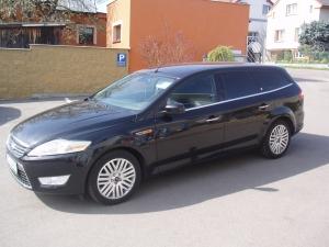 Ford Mondeo 2,0TDCi 105kW/143PS Kombi Ghia Digi Klima Serviska  - Prodáno