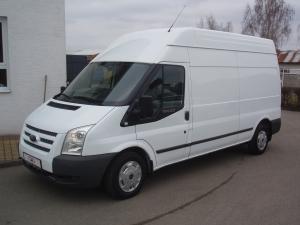 Ford Transit 300LWB 2,2TDCi 92kW/125PS Maxi L3H3 Trend Klima Park.senzory Záruka Ford - Prodáno
