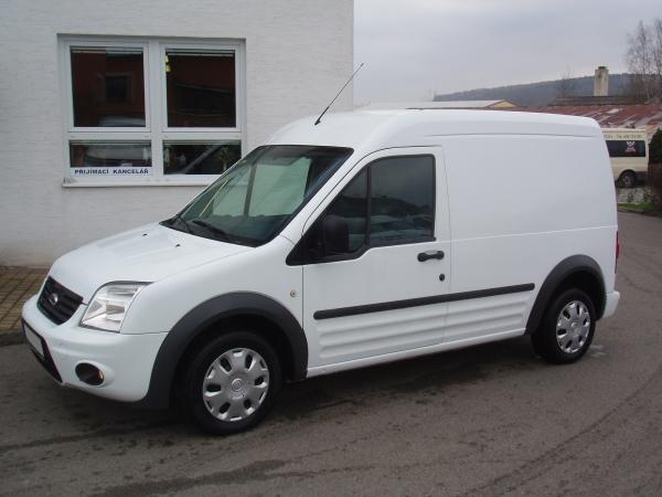 Ford Transit Connect 1,8TDCi LX 66kW/90PS Dlouhý Vysoká střecha Klimatizace Chlazený nákladový prostor - Prodáno