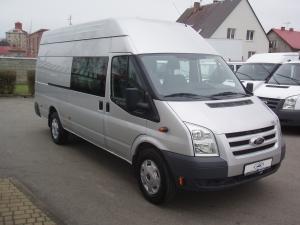 Ford Transit 350LWB EF 2,4TDCi 103kW/140PS Jumbo Maxi Van Dvojitá kabina 5 míst - Prodáno