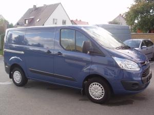 Ford Transit Custom 270 SWB L1H1 2,2TDCi 92kW/125PS Trend Klimatizace Tempomat - Prodáno