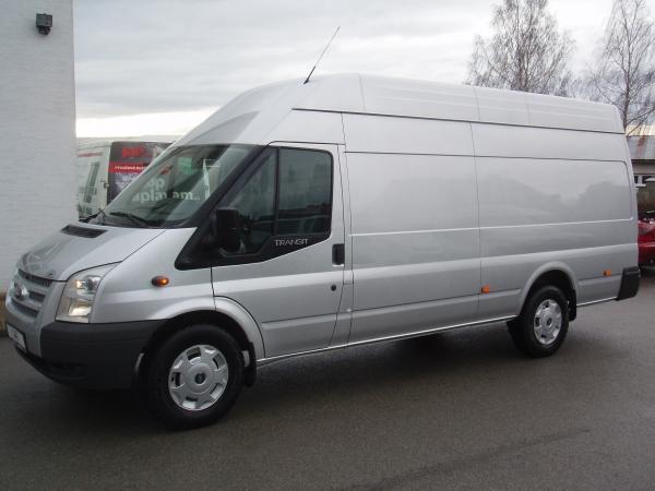 Ford Transit 350LWB EF Jumbo Trend 2,2TDCi 92kW/115PS Klimatizace Tempomat Parkovací kamera - Prodáno