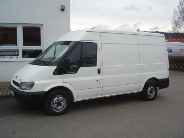 Ford Transit 280 MWB L2H2 85PS Klimatizace Servisní knížka - Prodáno