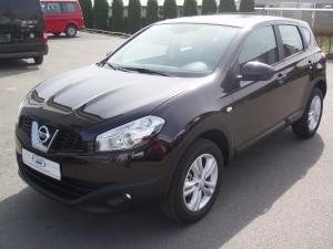Nissan Qashqai 1,6i benzín 86kW/117PS Acenta Nový vůz - Prodáno
