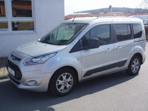 Ford Tourneo Connect 1,6TDCi 115PS Trend 5 míst Klimatizace Parkovací senzory - Prodáno