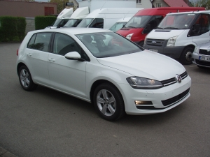 Nový Volkswagen Golf 2,0TDi 110kW/150PS Highline Bluemotion - Prodáno