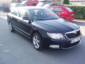 Škoda Superb Sedan 2,0TDCi 103kW/140PS Tempomat Aut.Klima Zimní a Letní pneu na diskách  - Prodáno