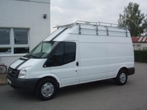 Ford Transit 330LWB 2,2TDCi 103kW/140PS L3H3 Přední náhon Vysoká střecha Klima Tempomat - Prodáno