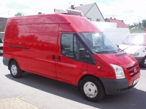 Ford Transit 350LWB L3H3 2,2TDCi 115PS Chlazení/Mražení nákladového prostoru ThermoKing V - 300 Max - Prodáno