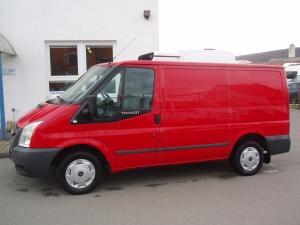 Ford Transit 260S 2,2TDCi 85PS Chladicí/Mrazící zařízení Carrier Viento 200 Izotermická vestavba - Prodáno