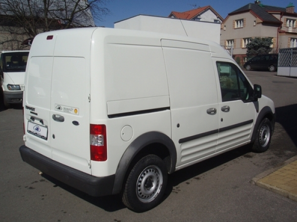 Ford Transit Connect 220 LWB - Prodáno