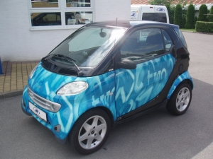 Smart ForTwo 0.6 - Prodáno