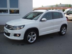 VW Tiguan Sport & Style BlueMotion 2,0TDI 110PS R-Line Navigace Park Assist Servisní knížka - první registrace 23.05.2013