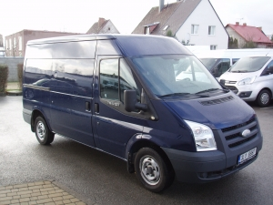 Ford Transit 300M 2,2TDCi 110PS L2H2 - klima - Provoz 01/2007