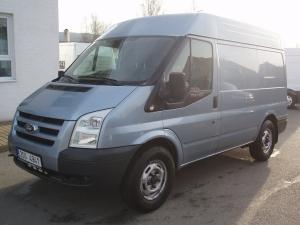 Ford Transit 330SWB 2,2TDCi 81kW/110PS Trend Klimatizace střední střecha L1H2 - Prodáno