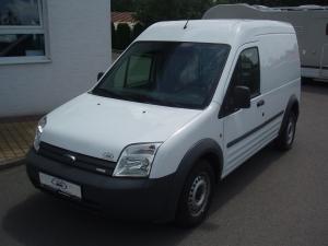 Ford Transit Connect 230L 1,8TDCi 75 PS Vysoký Dlouhý Klima Servisní knížka - Prodáno