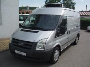 Ford Transit 300MWB L2H2 2,2TDCi 63kW/85PS Chlaďák Carrier 2xŠoupačky Izotherm Klima Servisní knížka - Prodáno