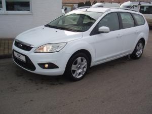 Ford Focus Kombi 1,8TDCi 115PS Automatická Klima Tempomat - Prodáno