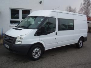 Ford Transit 330 LWB Kombi Van 2,4TDCi 84kW/115PS L3H2 6-Míst - Prodáno