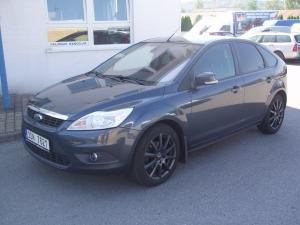 """Ford Focus 1,6TDCi 81kW/110PS 5-dveřový hatchback Klima Parkovací senzory 17"""" Alu - Prodáno"""