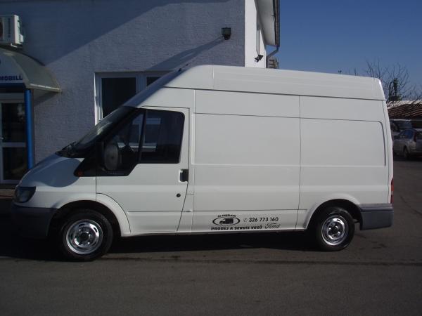 Ford Transit 280M 2,0 TDi 75 PS vysoká střecha - vestavba pojízdná prodejna - Prodáno