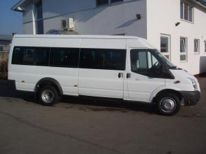 Ford Transit 430 EF 2,4 TDCi 140 PS Autobus - 17 míst Klimatizace servisní knížka - Prodáno