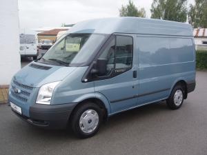 Ford Transit 300 SWB 2,2TDCi 92kW/125PS nerezová vestavba pohřebního vozu - Prodáno